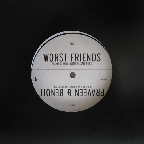 Death as a Man (Worst Friends Mix)
