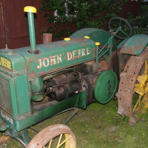 John Deere Tractor ca. 1938