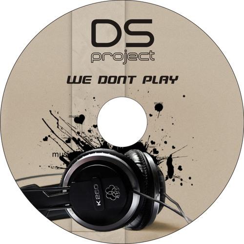 DIMY SOLER - WE DON'T PLAY (ORIGINAL MIX)
