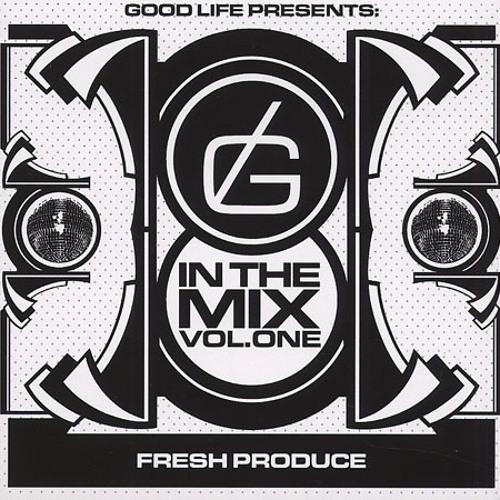 DJ Knife live at Fresh Produce