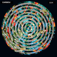 Caribou Sun Artwork