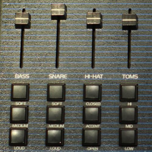 Sounds from Oberheim DX