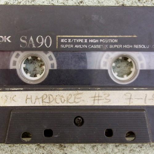 Dream FM UK Pirate Radio 1994 - Side A