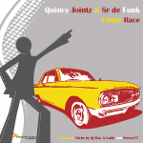 FUNKY RACE EP Sr de Funk meets Quincy Jointz TimewarpMusic