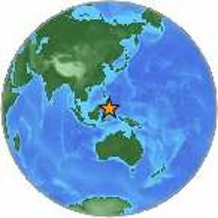 M 5.4, Mindanao Philippines - Sunday, June 27, 2010 23:47:33 UTC