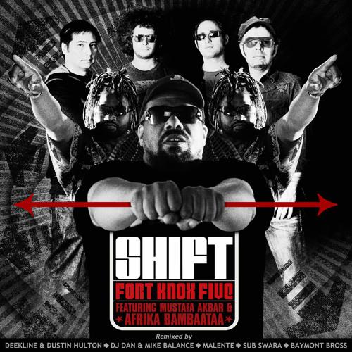 SHIFT  (Deekline & Dustin Hulton Remix)