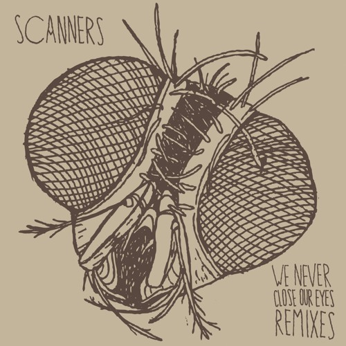 Scanners - We Never Close Our Eyes (Gooseflesh Remix)
