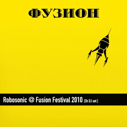 BKI-21 ROBOSONIC DJ-Mix Fusion Festival 2010