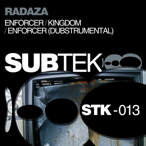 ENFORCER - Radaza ft Kitch