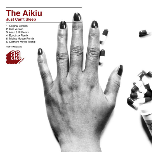 The Aikiu - Just can't sleep (Sovnger can't sleep remix) FREE DL