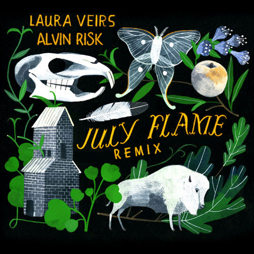 Laura Veirs - July Flame (Alvin Risk Remix)