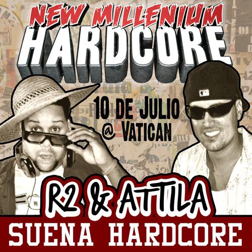 Suena Hardcore - R-two & Attila