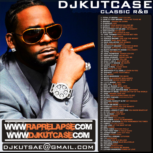 DJ KUTCASE CLASSIC 90's R&B MIX by TADJCREW | Free Listening on