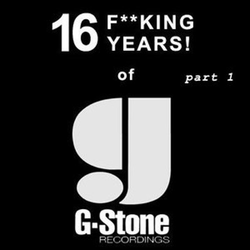 riccicomotos audio selfdefence - 16 f**king years of G-STONE - PART 1