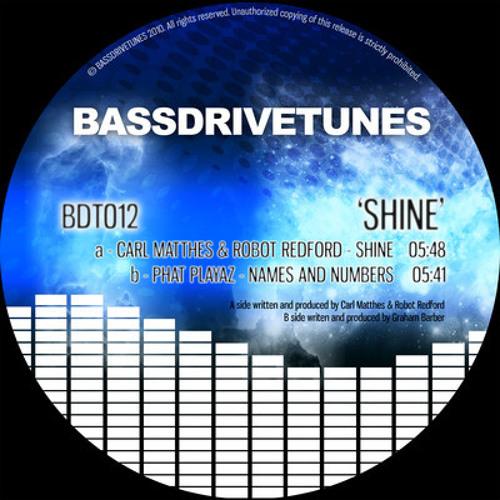 Carl Matthes & Robot Redford - Shine - Bassdrive Tunes