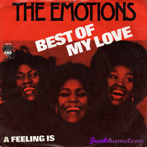 The Emotions - Best Of My Love (Funkhameleon Best Night Of My Life Remix)