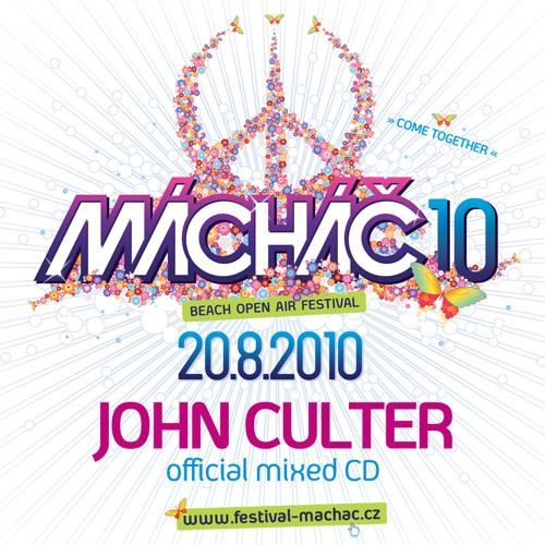 Official CD - Open Air Festival MACHAC 2010