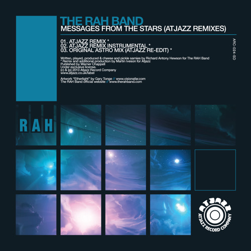 Messages From The Stars (Atjazz Remix)