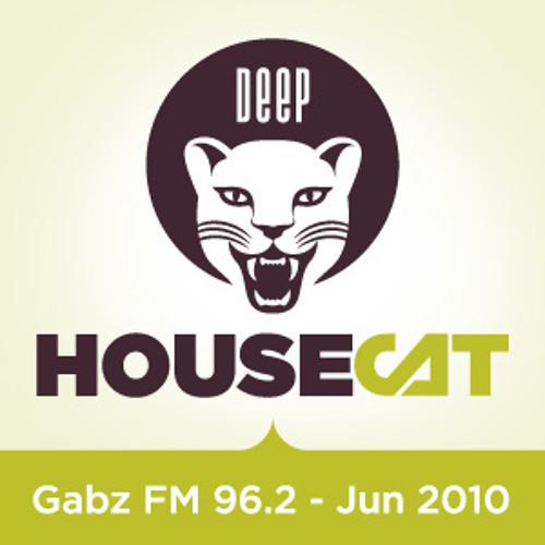 Deep House Cat - Gabz FM 96.2 Botswana - 96 Minute Mix - June' 10