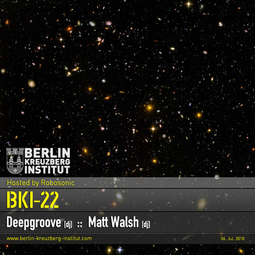 BKI-22 pt1 hosted by Robosonic - with Deepgroove - 06JUL2010