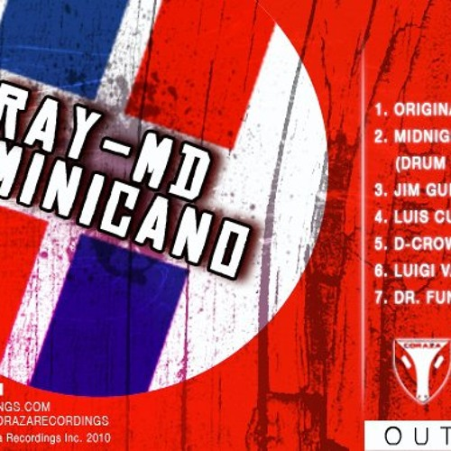 Ray MD - Dominicano (Dr.FunK Remix) *COR097 Coraza Recordings*