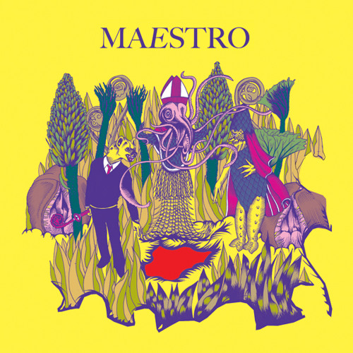 06 - Maestro - A War Zone