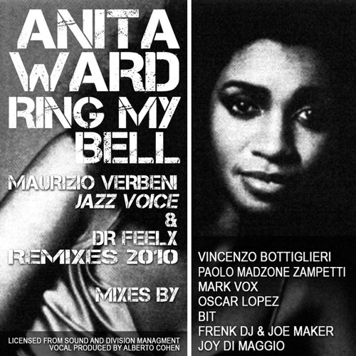 Anita Ward – Ring My Bell (Oscar Lopez Retro-Remix)[Bacci Bros Records]