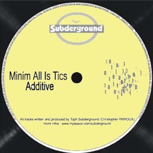 Minim all is tic additive