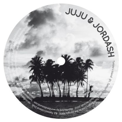 Juju & Jordash - Tattoo's Island (Tom Trago's Lost in the Jungle remix) - Philpot 047