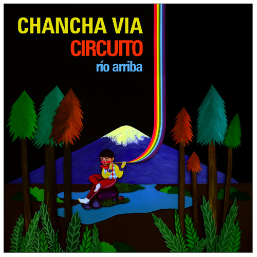 Chancha Via Circuito feat Fauna - La Revancha de Chancha