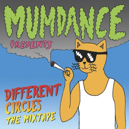 Mumdance - Different Circles Mixtape - 17 Mumdance Tracks in a 37 Minute Mix