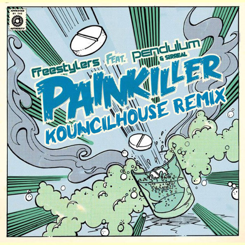 Freestylers Feat: Pendulum - Painkiller - Kouncilhouse Remix (Preview)