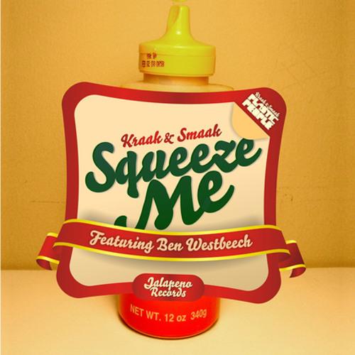 Kraak & Smaak - Squeeze Me (Jem Stone Remix)