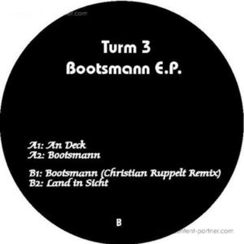 MMAD003-A2 Turm 3 - Bootsmann