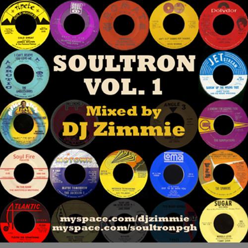 DJ Zimmie - Soultron Vol. 1