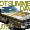 DJ75 Hot Summer Days // Vinyl Only Hip Hop Mixtape