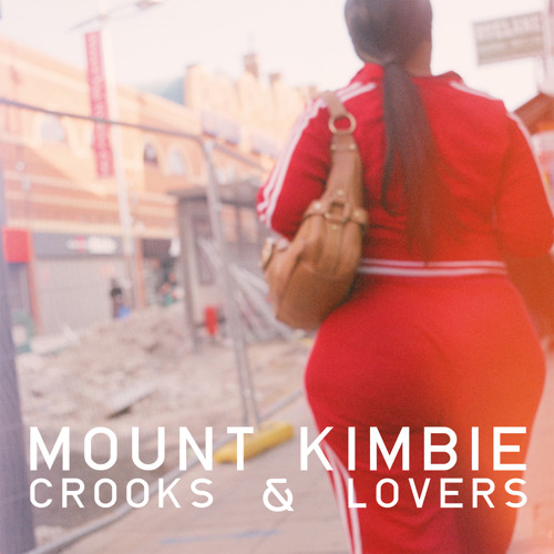 Mount Kimbie - Field (from Crooks & Lovers)