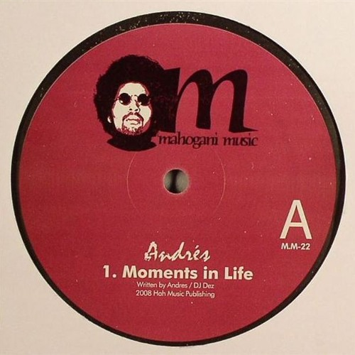 Andres - Moments In Life