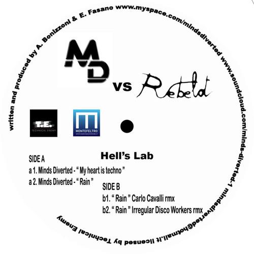 Minds Diverted Vs Rebelot- Rain (Irregular Disco Workers Remix)
