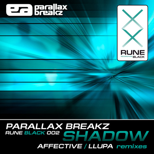 RUNE002BLACK: Parallax Breakz - Shadow (Affective Remix) [PREVIEW]