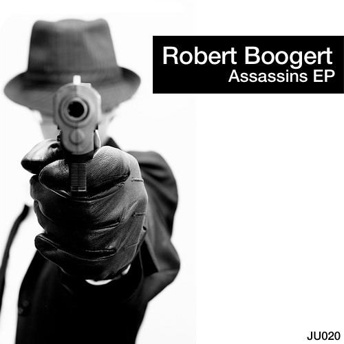 JU020 : Robert Boogert EP : Out 21st July