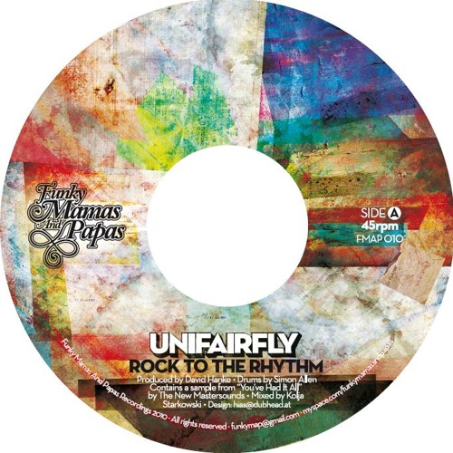 "Unifairfly 7"" (FMAP 010) snippet  (Keep The Breakin' / Rock To The Rhythm)"