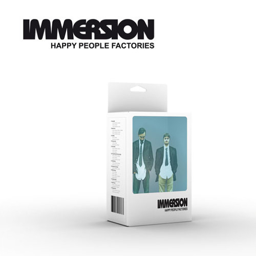 Immersion - A Little Bit Strange