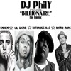 DJ Phily - Billionaire (RMX) ft.(Biggie Smalls,Eminem,Lil Wayne,Bruno Mars)