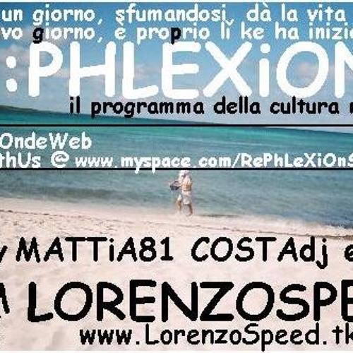 LORENZOSPEED® Re:PhLeXiOnS 11/04/2008 ultima parte