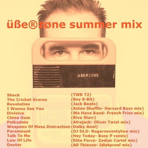 Uberzone July Promo Mix