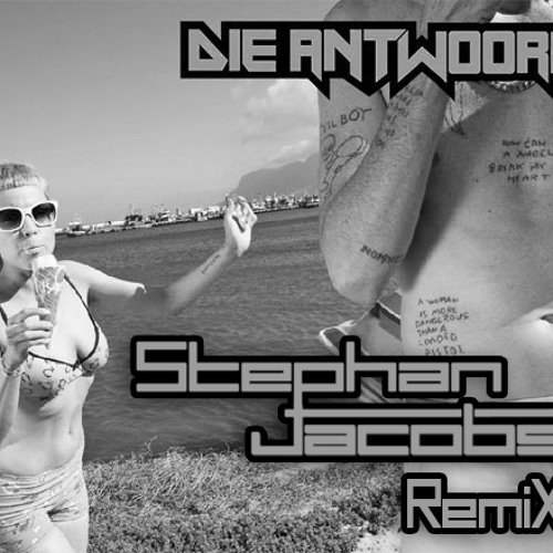 Die Antwoord - Fish Paste (Stephan Jacobs Remix) - 2009