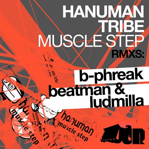 Hanuman Tribe - Muscle Step (Beatman and Ludmilla Remix) [AYRA021] 112kbps