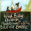 Wild Billy Childish & The Musicians of The British Empire -  Papa Rolling Stone album artwork