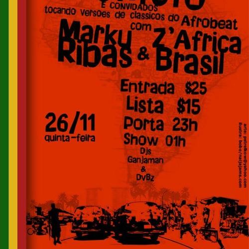"Z'Africa Brasil e Instituto ""Ajo/Antigamente Quilombos"""